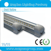 8ft led tube light fixture t8 integrated led lights commercial lighing 36w 44w