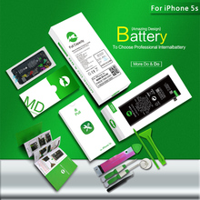New Battery Replacement li-ion battery for iphone 5s iPhone 5c Original