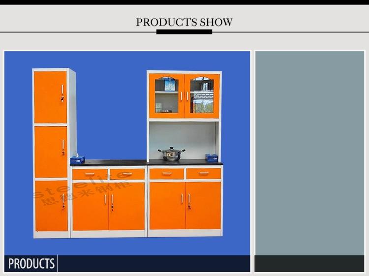 Factory sale modern kitchen sink cabinets ready made for Ready made kitchen units for sale