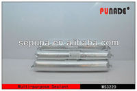 High Performance MS PU / Polyurethane silicone Auto / Car windshield glass adhesive/sealant/glue
