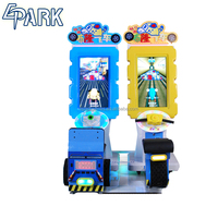 Factory price Popular VR racing simulator kids play car racing games