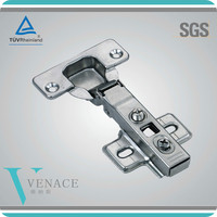 Wardrobe and cabinet clip-on 35 cup standard hinge