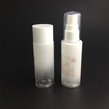 Personal Care Industrial Use and Screen Printing plastic water mist spray bottle