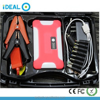 Multi-Function Mini Portable Car Jump Starter 12000mAh Start 12V Car Engine Emergency Battery Power Bank Fast Charge