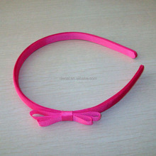 Girls' daily wear bow headband <strong>hair</strong> <strong>accessory</strong>