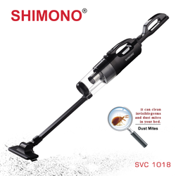 shimono 2 in 1 wet and dry portable handheld stick vacuum cleaner