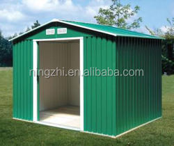 prefab toolshed/garden house/smart movable garden tool house/