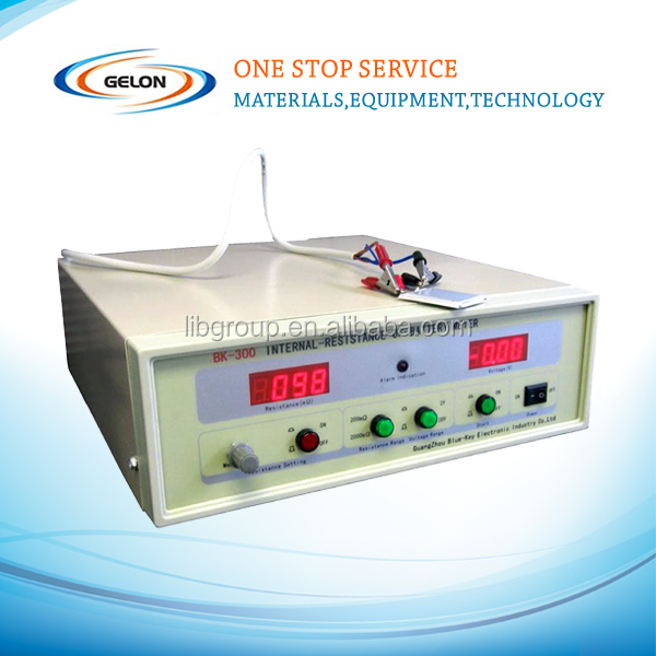 Finished Battery Test Equipment/ Battery Analyzer for Internal Resistance