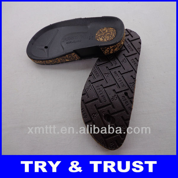 Cheapest soft kids EVA rubber sandal sole for sale