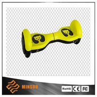 Shenzhen strong power factory cheap price ce/rohs smart balance electric scooter electric self balance board scoot 4.5inch