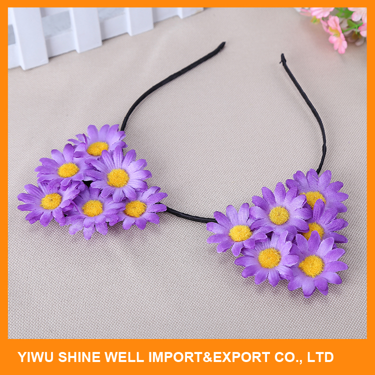 Beautiful factory direct hair accessories for women