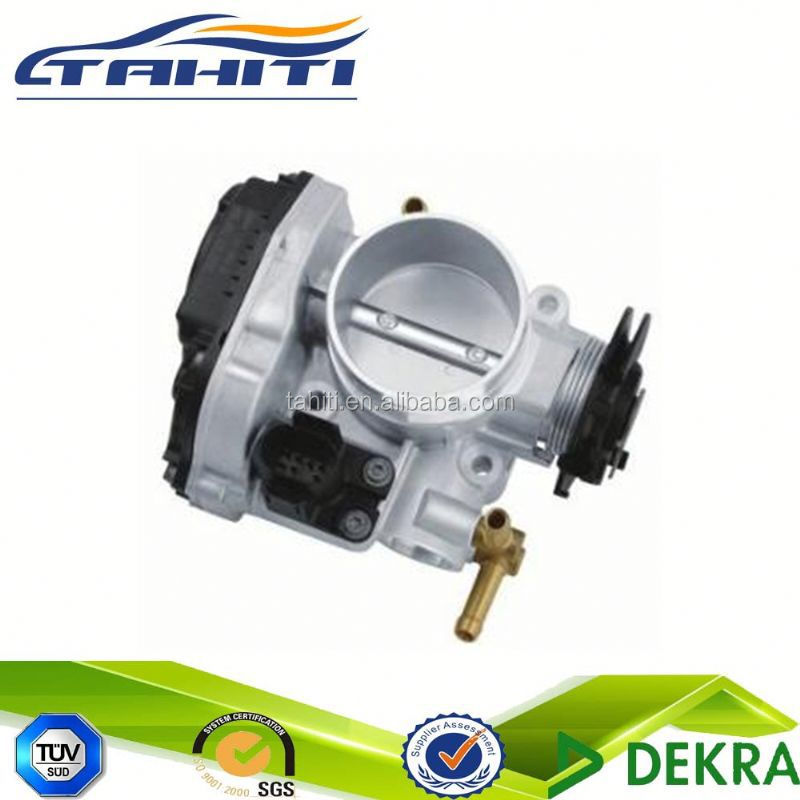 OEM 06A133064M/408237111015Z vw golf electronic throttle body throttle body for BORA/GOLF