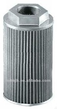 stainless steel wire mesh suction unit filters