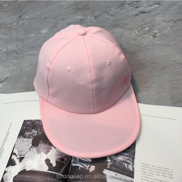 2017 Wholesale Women Men Cotton Candy Color Baseball Hats Outdoor Casual Cycling Sports Caps