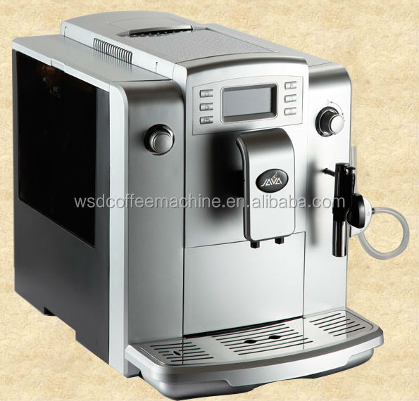 China Factory Produce ABS Plastic Coffee Machine WSD18-010B