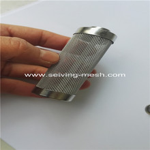15mm Stainless Steel Aquarium Filter Guard Factory, Ss 304 Wire Mesh Filter Baskets Prices