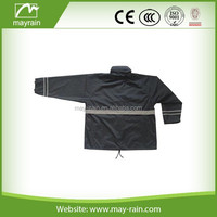 polyester men's jacket and pants