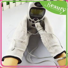 glove shape massager 20 silver fiber cleaning massage gloves 36