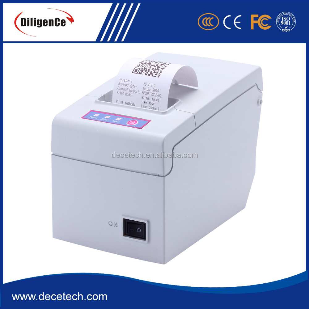 cheap strong compatibility airprint thermal printer machine