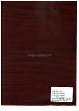 wood grain PVC coated steel sheet