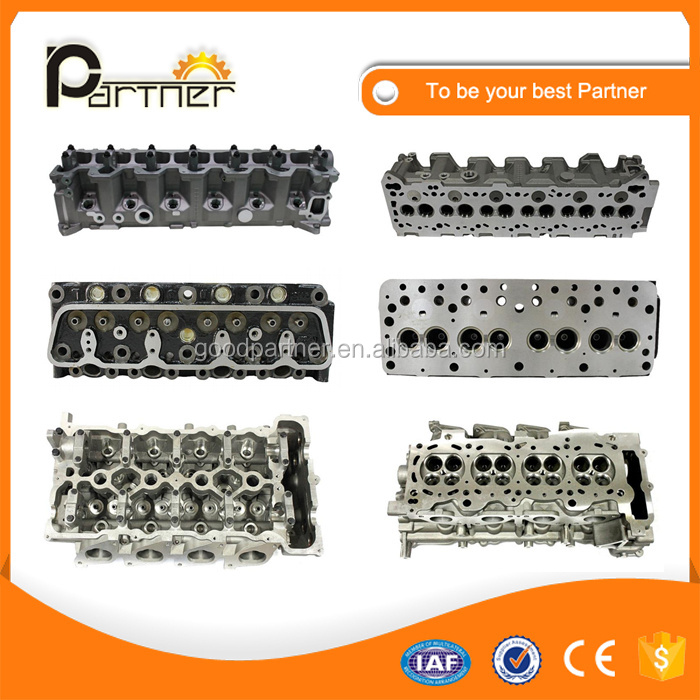 Cylinder Head for Nissan Caball Diesel 2.2L