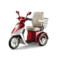 Top Sales China 3 Wheel Electric Tricycle Scooter
