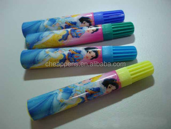 full color printing kids marker
