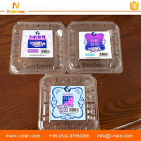 custom printing frozen food labels for food containers