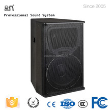 factory wholesale 15 inch 400 watt night club cheap speakers