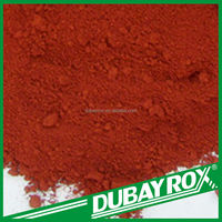 Strong Tinting Strength Bitumen Pigment Iron Oxide Red From Shanghai