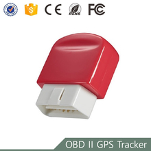 VG100 cars simulator connector obd ii obd2 sim card gps tracker with diagnostic function
