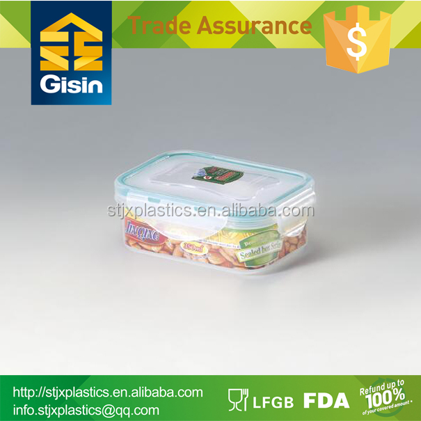 Mini airtight box, leakproof food container