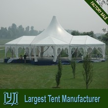 outdoor wedding party tent from large factory in Guangzhou
