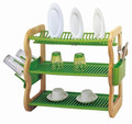 3 layer KITCHEN DISH RACK & PLASTIC DISH RACK