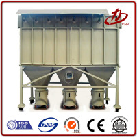 High collection efficiency 99.9% Industrial dust filter/Electrostatic precipitator