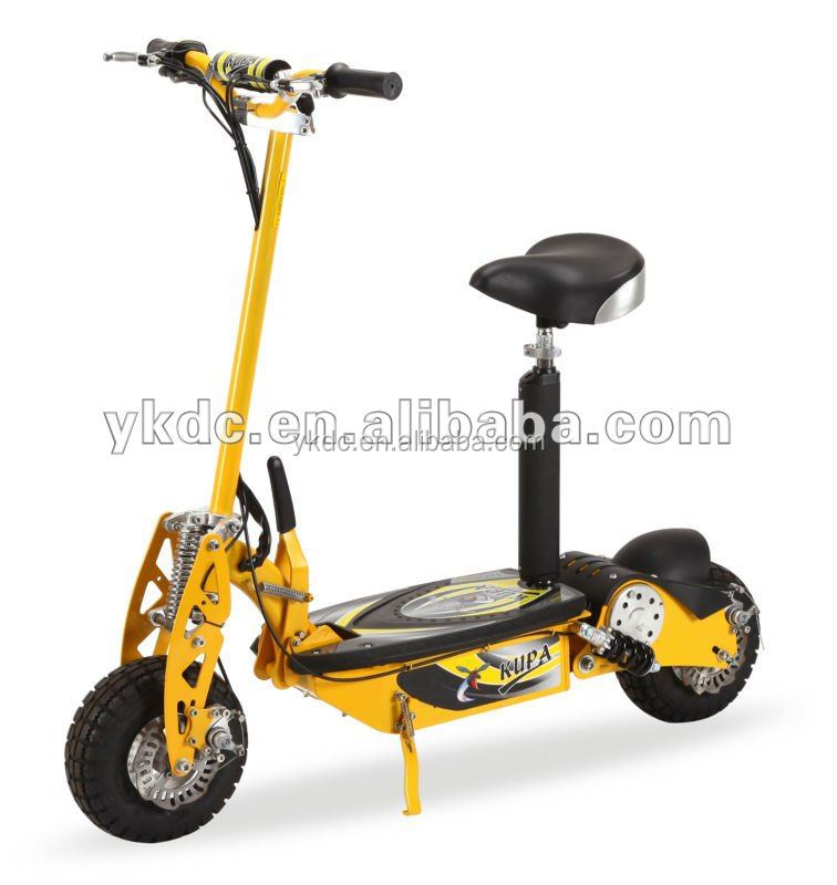 1200W 48V hub motor electric scooter with eec