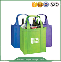 Hveavy duty handle non woven shopping package bag
