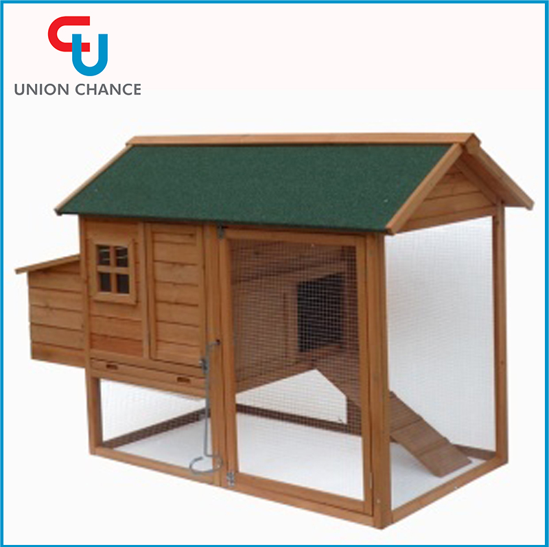 Chicken House Eco-friendly Wooden House For Chicken Outdoor Pet House For Chicken