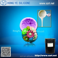 Soft hardness addition cure molding silicone rubber