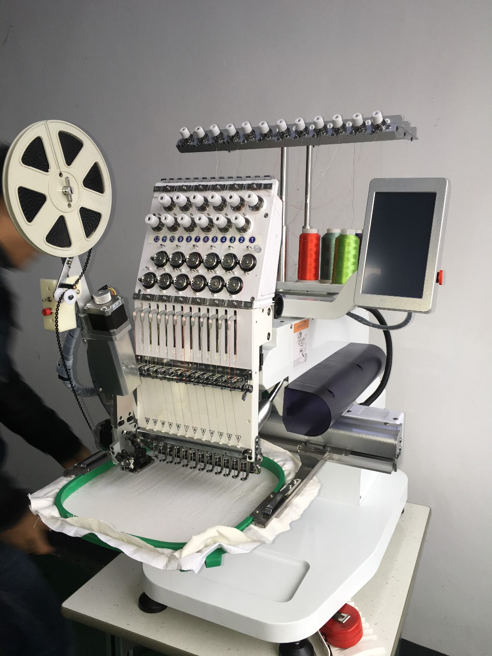 small embroidery machine for sale