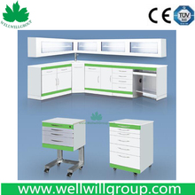 Popular Fashion Design Dental Clinic Furniture Combined Dental Cabinets