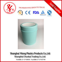 emc high quality ring handle plastic PP dustin bin home waste bin