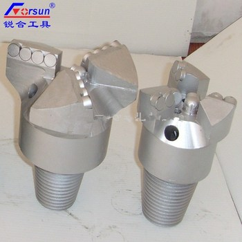 PDC drilling bit for sandstone drilling / civil engineering / geotechnical drilling