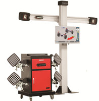 Lawrence 3d wheel alignment machine + garage equipment+tool for workshop