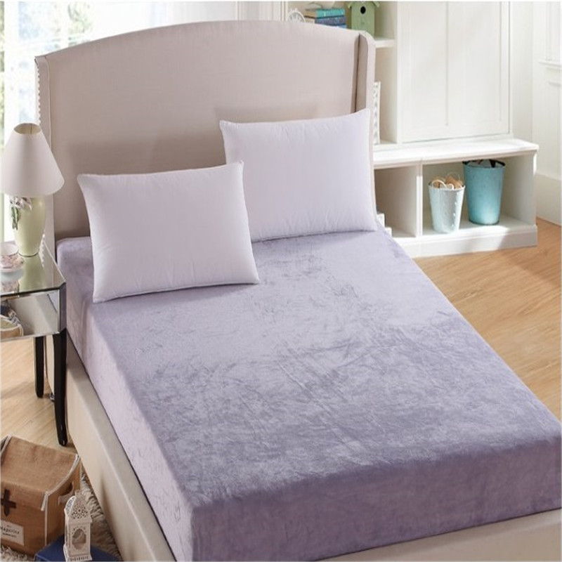 Wholesale 100% Polyester Knitted Fabric Waterproof Mattress Cover Protector - Jozy Mattress | Jozy.net