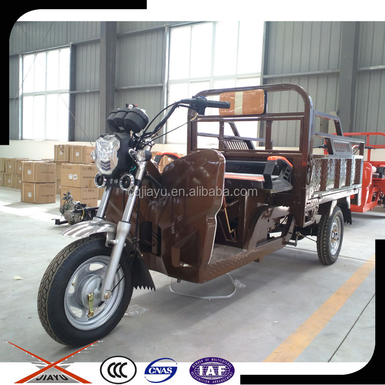 2016 Moped 3 Wheels Motocar, Motorized Tricycle Rickshaw