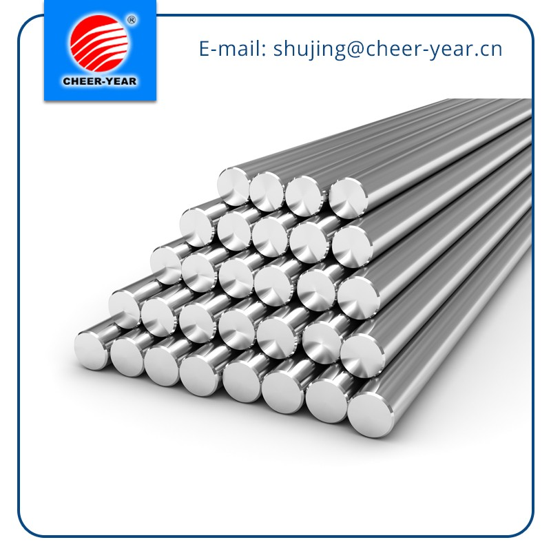 Cold drawn round steel iron bar for automotive components