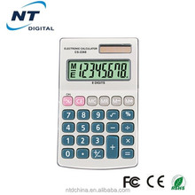 Electronic Desktop Cheap Solar Powered Calculator