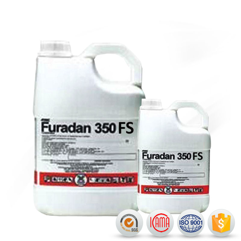 Quick release type and liquid state 3% GR Carbofuran