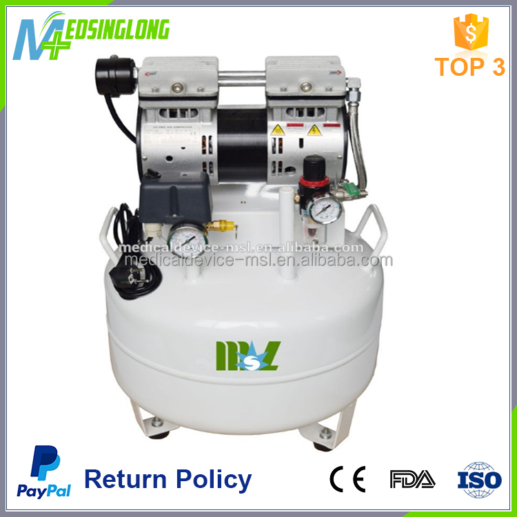 Air Compresor Price /Air compressor /dental equipments with High Quality MSLDA06H